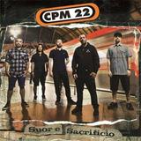 Cd Cpm 22  Suor E Sacrifício