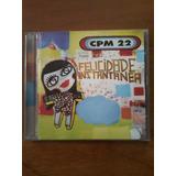 Cd Cpm 22 Felicidade Instantânea   1 Minuto Pro Fim Do Mundo