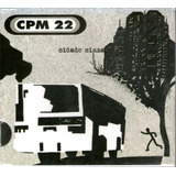 Cd Cpm22 Cidade Cinza