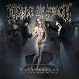Cd Cradle Of Filth   Cryptoriana The Seductiveness Of Decay