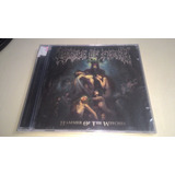 Cd Cradle Of Filth   Hammer Of The Witches