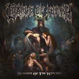 Cd Cradle Of Filth Hammer Of The Witches C  Bônus   Novo