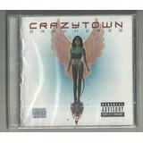 Cd Crazy Town Darkhorse 2002 Bret Mazur Sony Music Lacrado