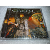 Cd Creed   Weathered 2001 Arg Lacrado