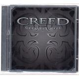 Cd Creed Greatest Hits Original  Lacrado