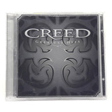 Cd Creed Greatest Hits Torn Bullets My Sacrifice Weathered