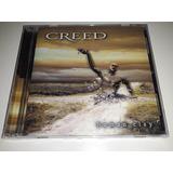Cd Creed Human Clay Importado Usa Lacrado De Fábrica