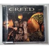 Cd Creed Weathered   Usado