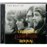 Cd Creedence  Clearwater Revival   The Best