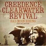 Cd Creedence C r  Bad Moon Rising   The Collection