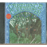Cd Creedence Clearwater 1968 Suzie Q Remaster 1996 Lacrado