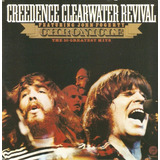 Cd Creedence Clearwater Revival   Chronicle   Novo