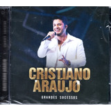 Cd Cristiano Araujo   Grandes Sucessos