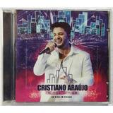 Cd Cristiano Araújo   In The Cities Ao Vivo Em Cuiabá   Novo