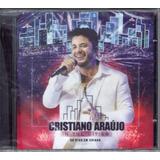 Cd Cristiano Araújo In The Cities Ao Vivo Em Cuiabá Lacrado