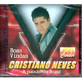 Cd Cristiano Neves   Boas Vindas