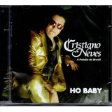 Cd Cristiano Neves No Baby  No Baby   2019