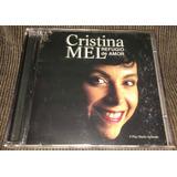 Cd Cristina Mel Refúgio De Amor Original Lacrado Ref 5335