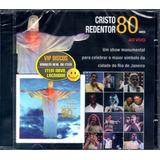 Cd Cristo Redentor 80 Anos Com Eduardo Dusek   Novo Lacrado