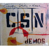 Cd Crosby  Stills & Nash   Demos  2009  Novo   Lacrado