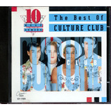 Cd Culture Club   The Best Of   10 Best Series