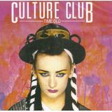 Cd Culture Club   Time Gold