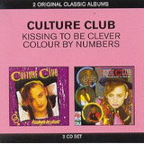 Cd Culture Club 2cd   Kissing To Be Clever  Colou