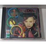 Cd Culture Club Colour By Numbers   Original   Usado