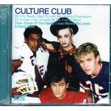 Cd Culture Club Icon Original Lacrado