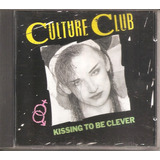 Cd Culture Club Kissing To Be Clever Importado Uk