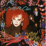 Cd Culture Club Waking Up With The House On Fire