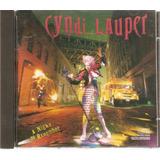Cd Cyndi Lauper   A Night To Remember    Importado