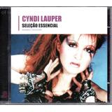 Cd Cyndi Lauper   Seleção Essencial   Grandes Sucesos