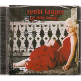 Cd Cyndi Lauper   The Body Acoustic