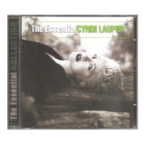 Cd Cyndi Lauper   The Essential Collection   Sucessos   novo