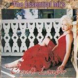 Cd Cyndi Lauper   The Essential Hits