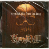Cd Cypress Hill   Greatest Hits From The Bong