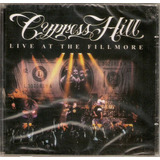 Cd Cypress Hill   Live At The Fillmore   Novo
