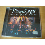 Cd Cypress Hill   Live At The Fillmore 2000 Nacional