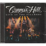 Cd Cypress Hill  Live  At  The Fillmore
