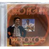 Cd Cyro Aguiar   Proporcoes 1977