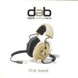 Cd Dab Digital Analog Band The Best   Cafe Del Mar
