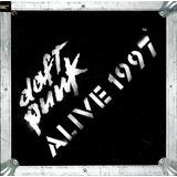 Cd Daft Punk   Alive 1997   Nacional   Lacrado