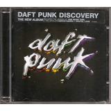 Cd Daft Punk   Discovery   Importado