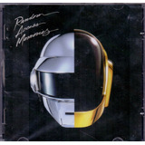 Cd Daft Punk   Random Access Memories   Novo