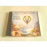 Cd Daley Lorien   Architects Of Time  importado  New Age