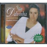 Cd Dalvinha Sucessos Vol 1 Bônus Pb