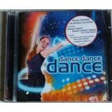 Cd Dance Dance Dance Nacional Trilha Novela Band Lacrado