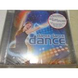 Cd Dance Dance Dance Trilha Novela Band Lacrado