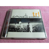 Cd Dance To Positive T R F Arte Som
